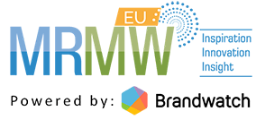 Logo MRMW Europe – Europe's Leading Market Research Conference
